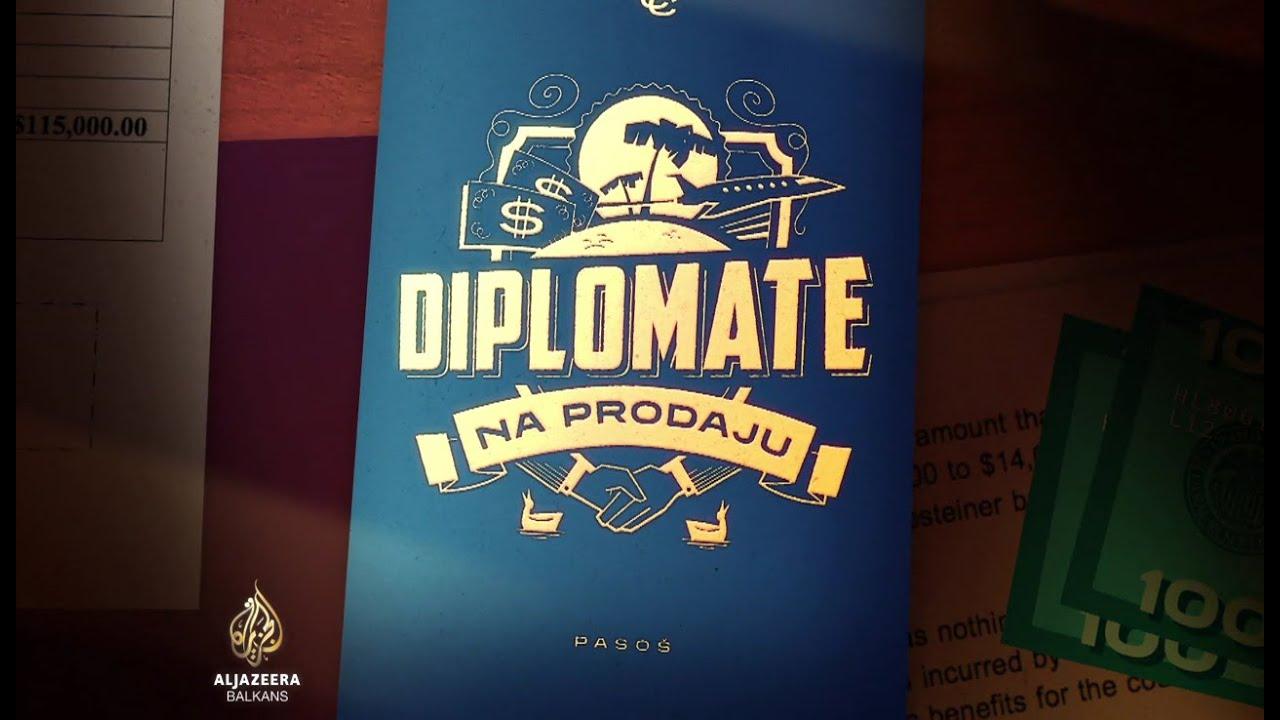 Diplomate na prodaju