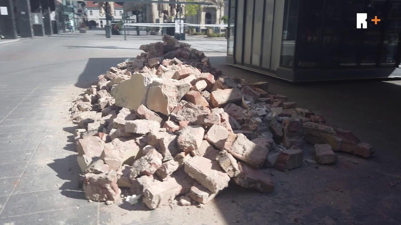 Zagreb 21 dan nakon potresa