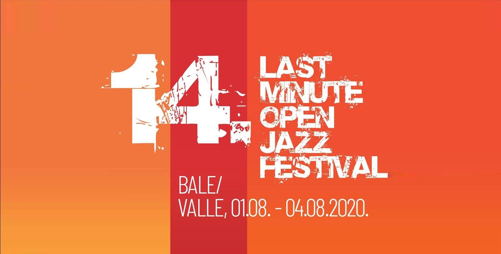 Last Minute Open Jazz Festival