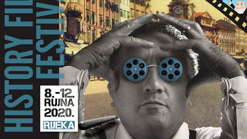 History Film Festival cover