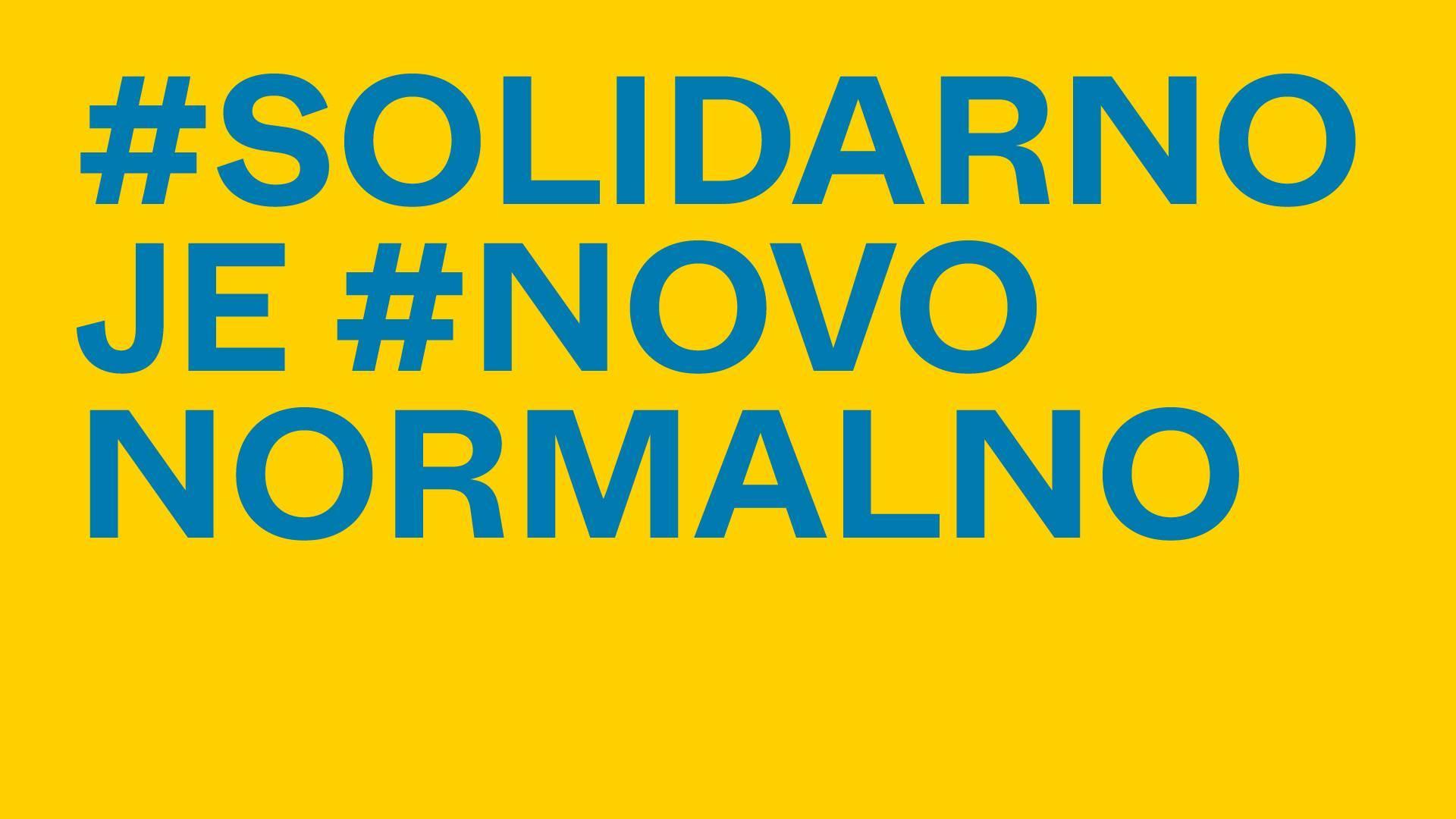 #Solidarno kao naše #NovoNormalno? - 5 godina Solidarne   Human Rights Film Festival
