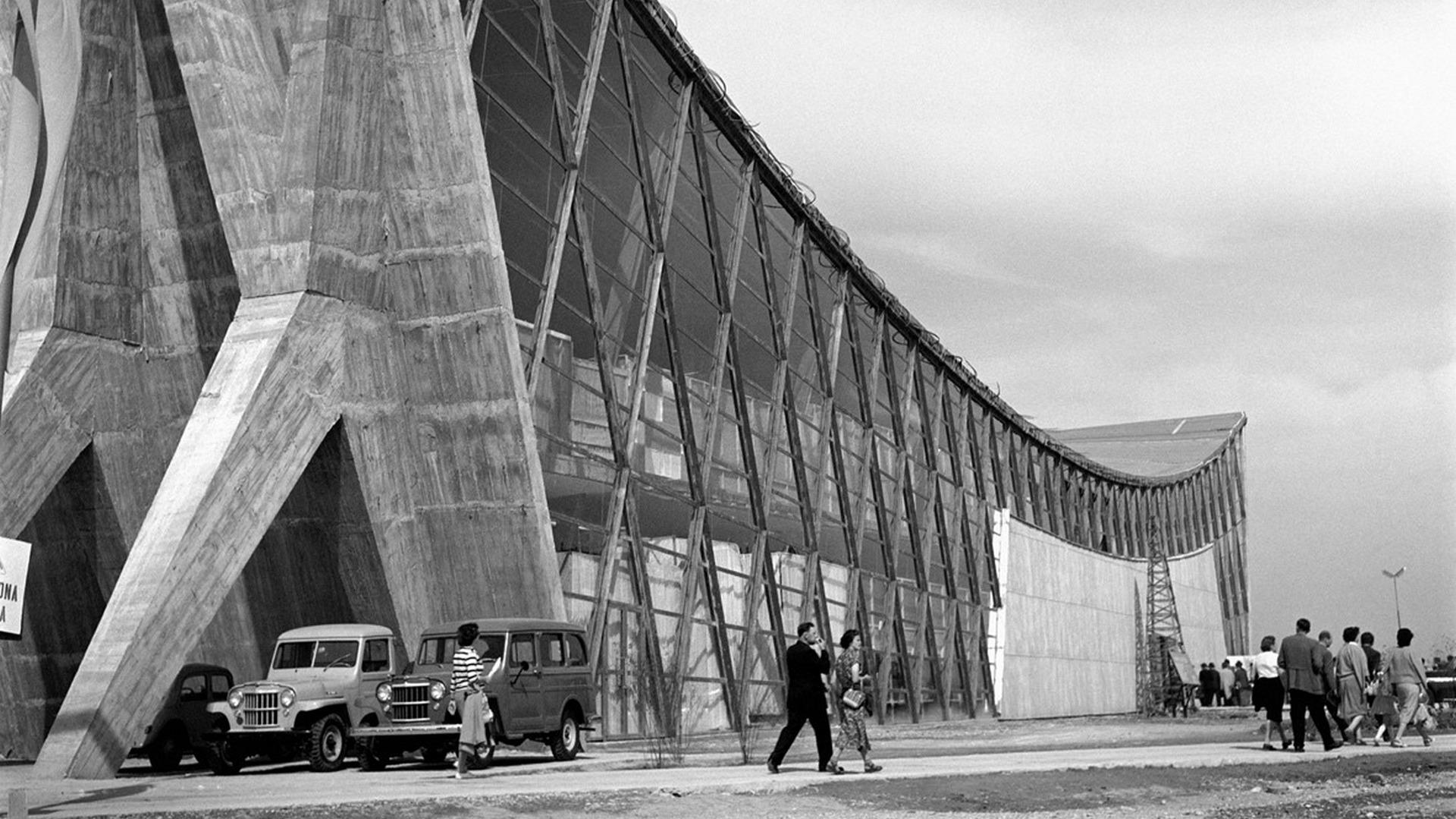 Zagreb Većeslava Holjevca od 1952. do 1963. : urbanistička vizija i arhitektonski dosezi | MSU