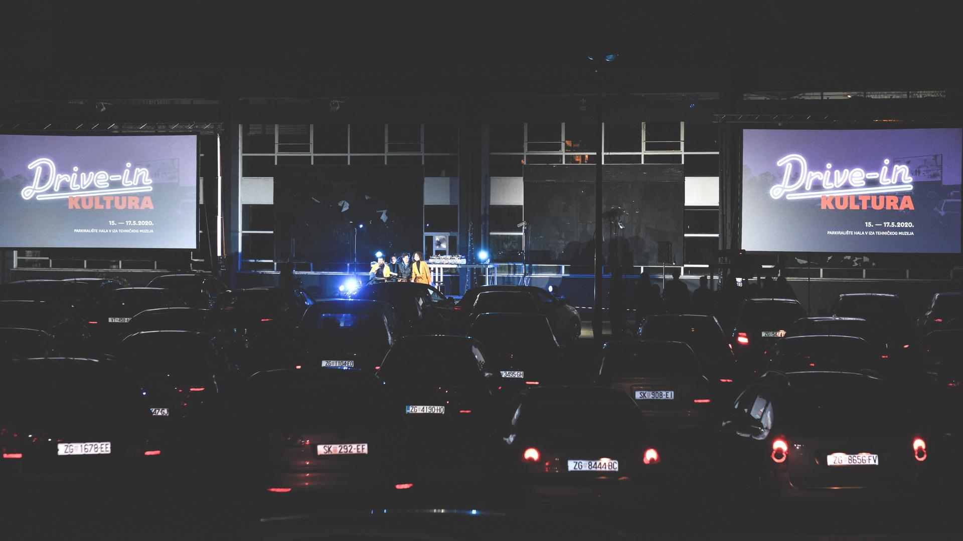 Drive in kultura | Totalni scensko-glazbeno-filmski show koji se ne propušta!