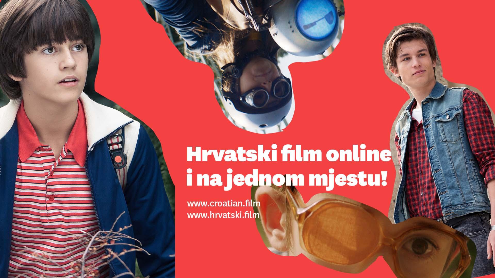 croatian.film | Filmska platforma postaje centralno mjestohrvatske kinematografije − online!
