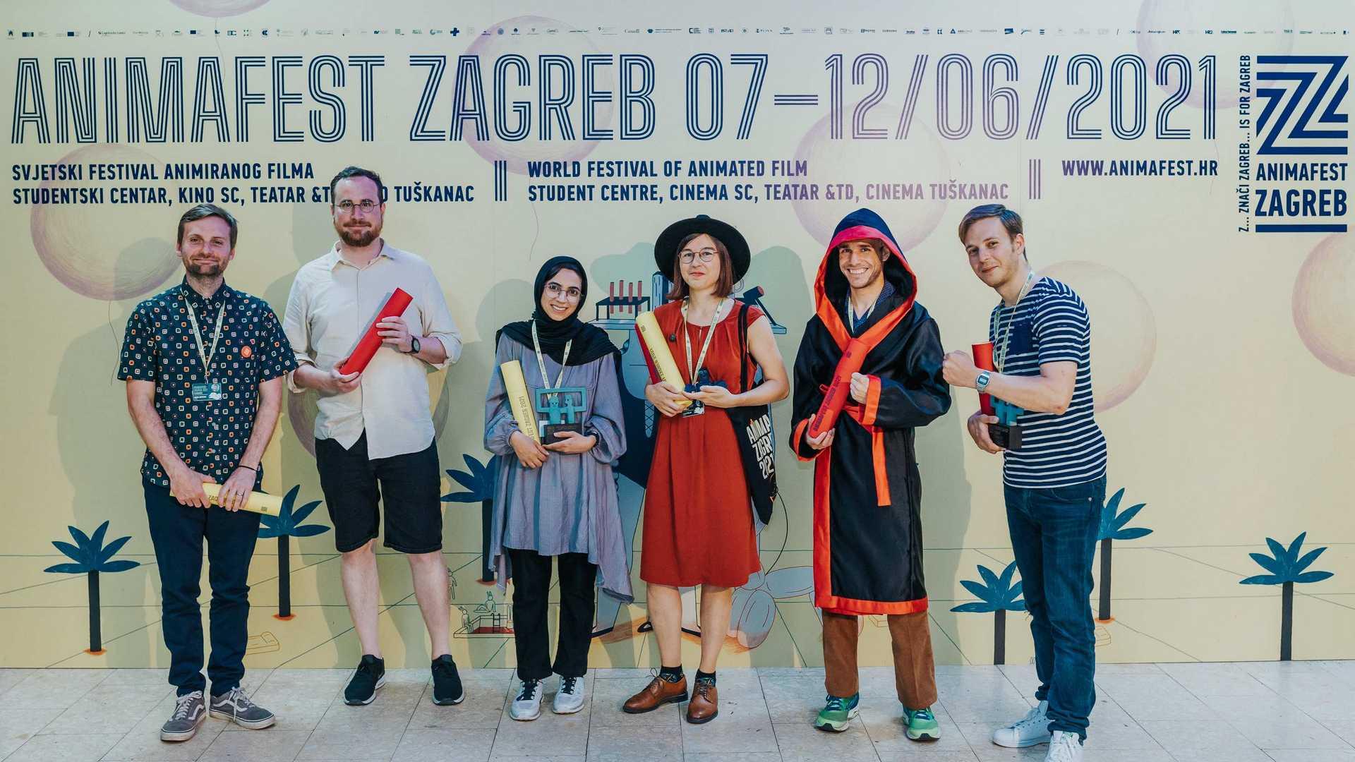 Proglašeni su pobjednici festivala | 31. Svjetski festival animiranog filma – Animafest Zagreb 2021