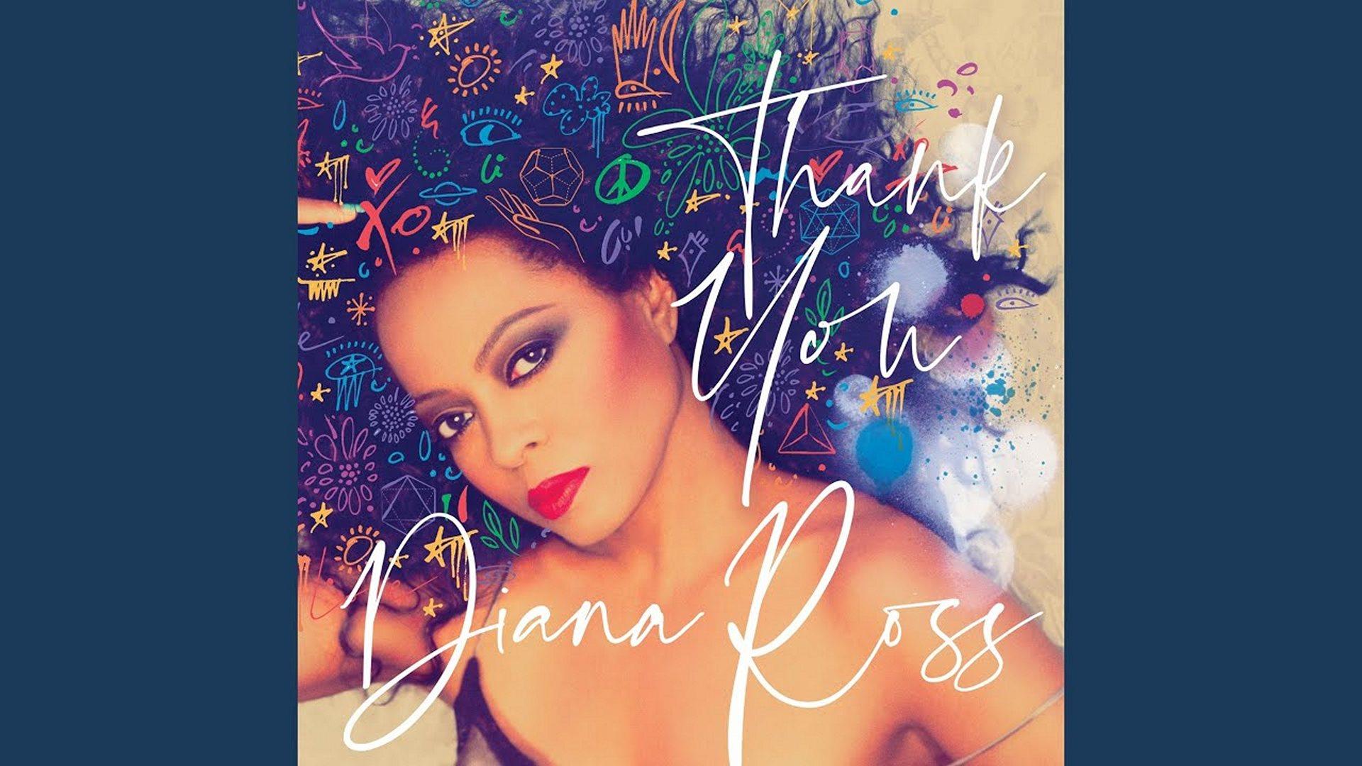 "Diana Ross ima novi singl - prvi nakon 15 godina! | ""Thank you"""