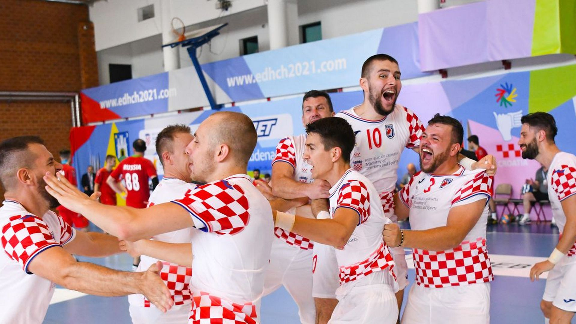 Hrvatska reprezentacija osvojila je naslov europskih prvaka! | Europsko prvenstvo u rukometu za gluhe