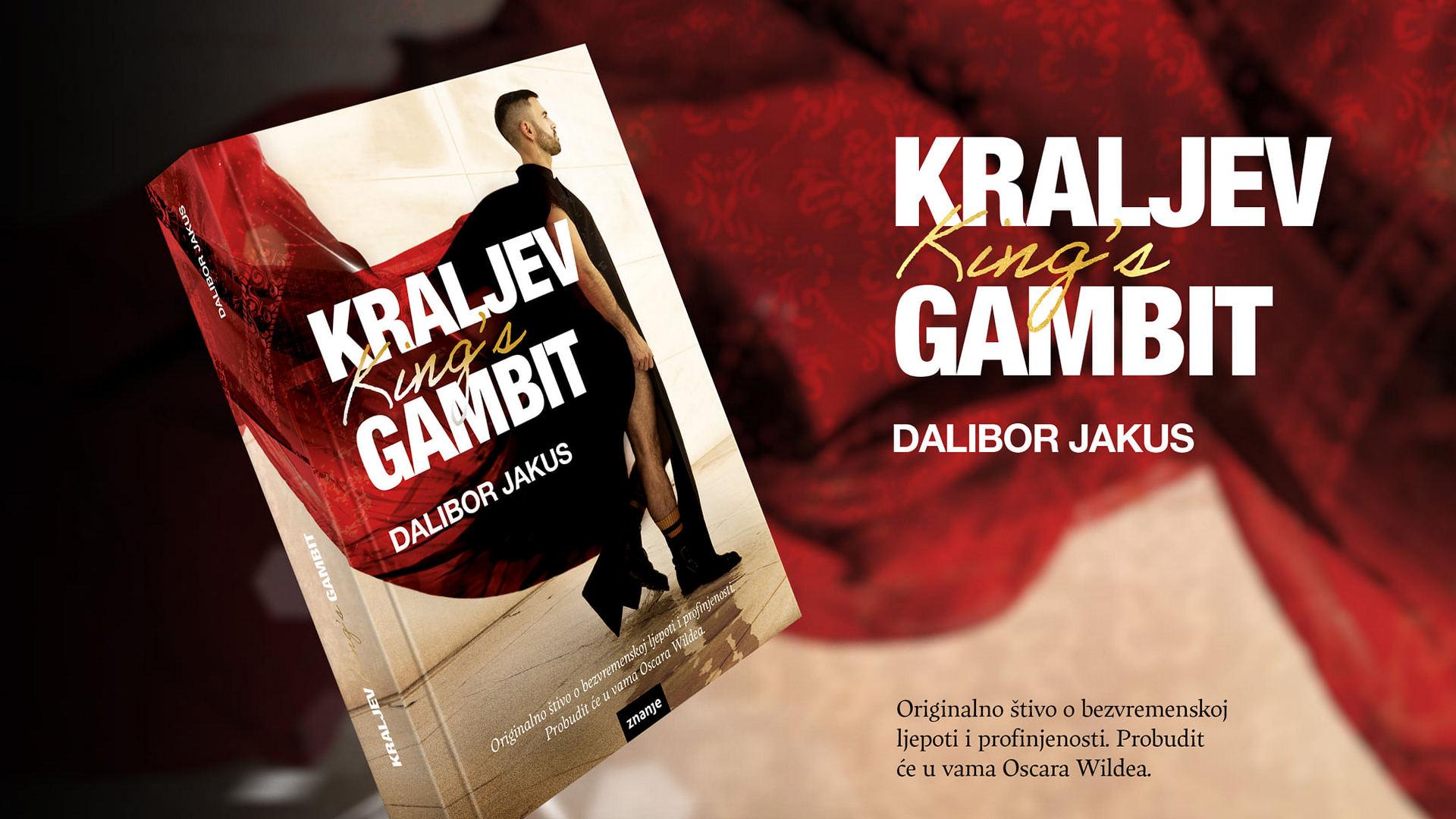 """""""Kraljev gambit""""   Knjiga o bezvremenskoj ljepoti i profinjenosti"""