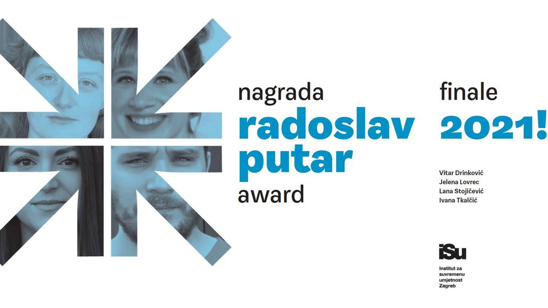 Nagrada Radoslav Putar Award   Finale 2021