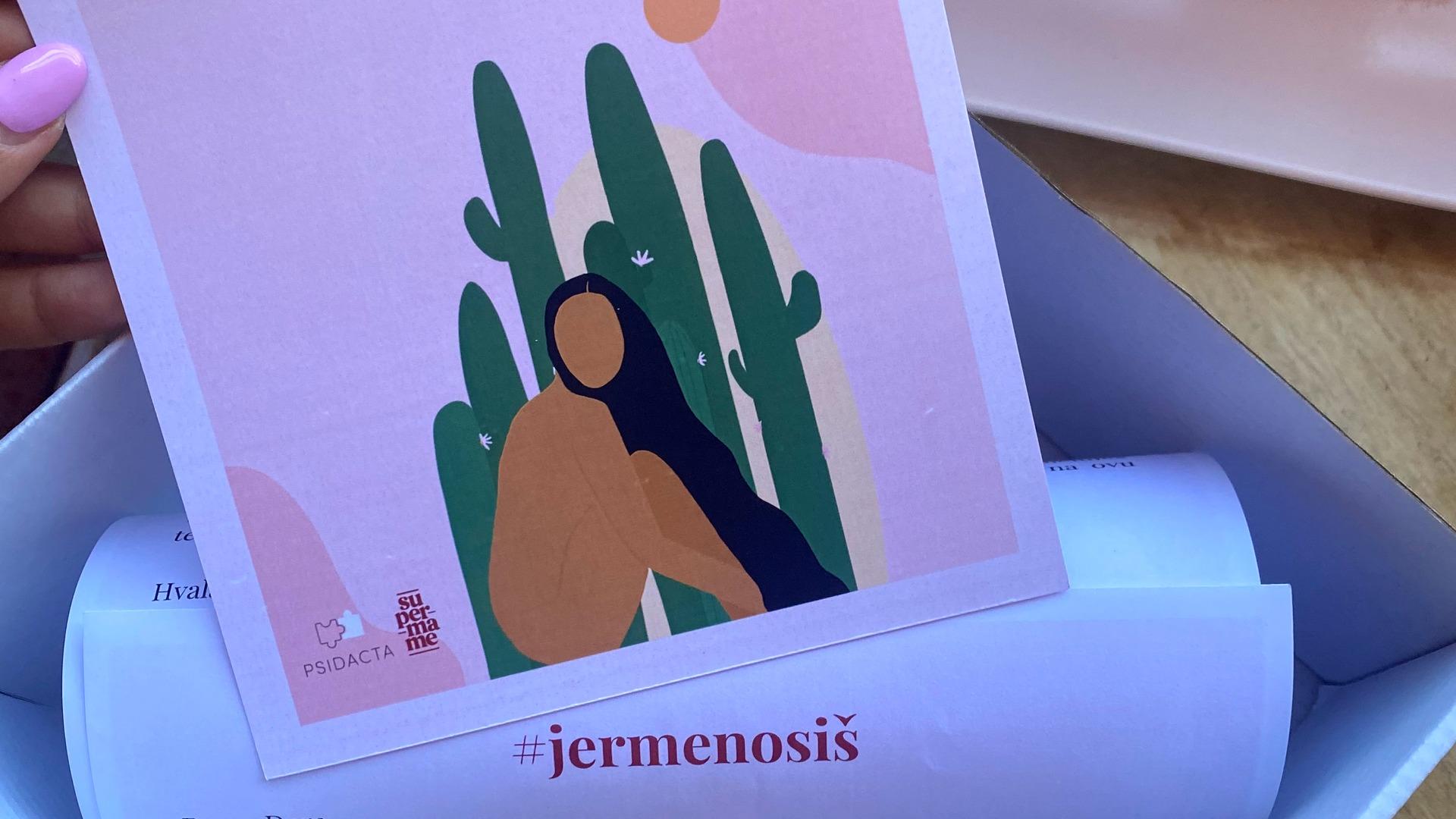 #jermenosiš | Kampanja za podizanje svijesti o pitanjima ženskog tijela