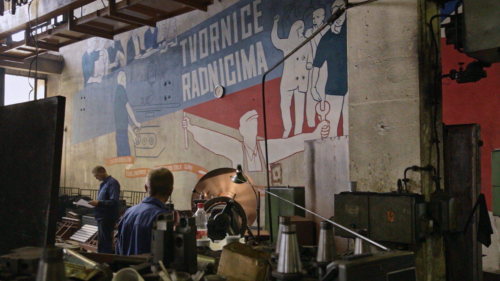 Hrvatska premijera dokumentarnog filma Tvornice radnicima | Motovun Film Festival
