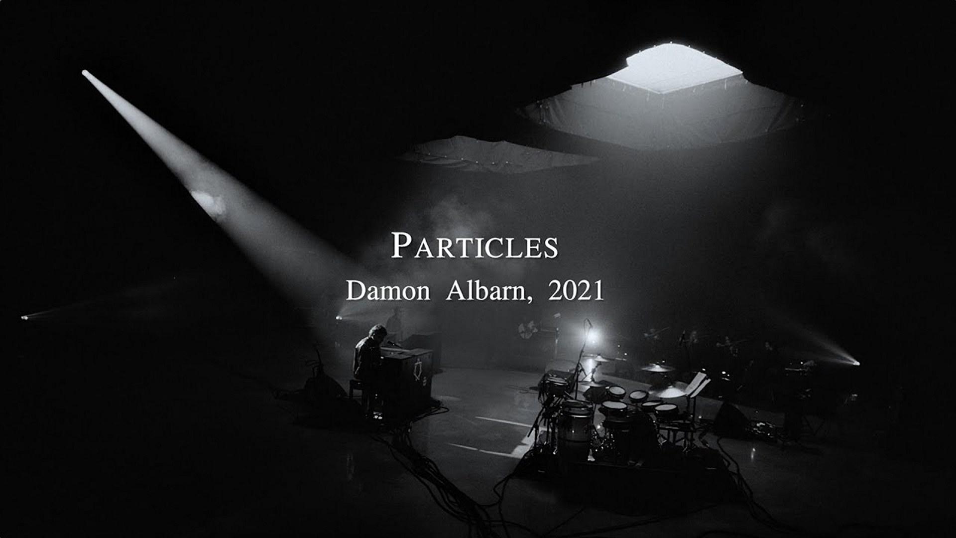 Damon Albarn - Particles (Live Performance) | Novi singl